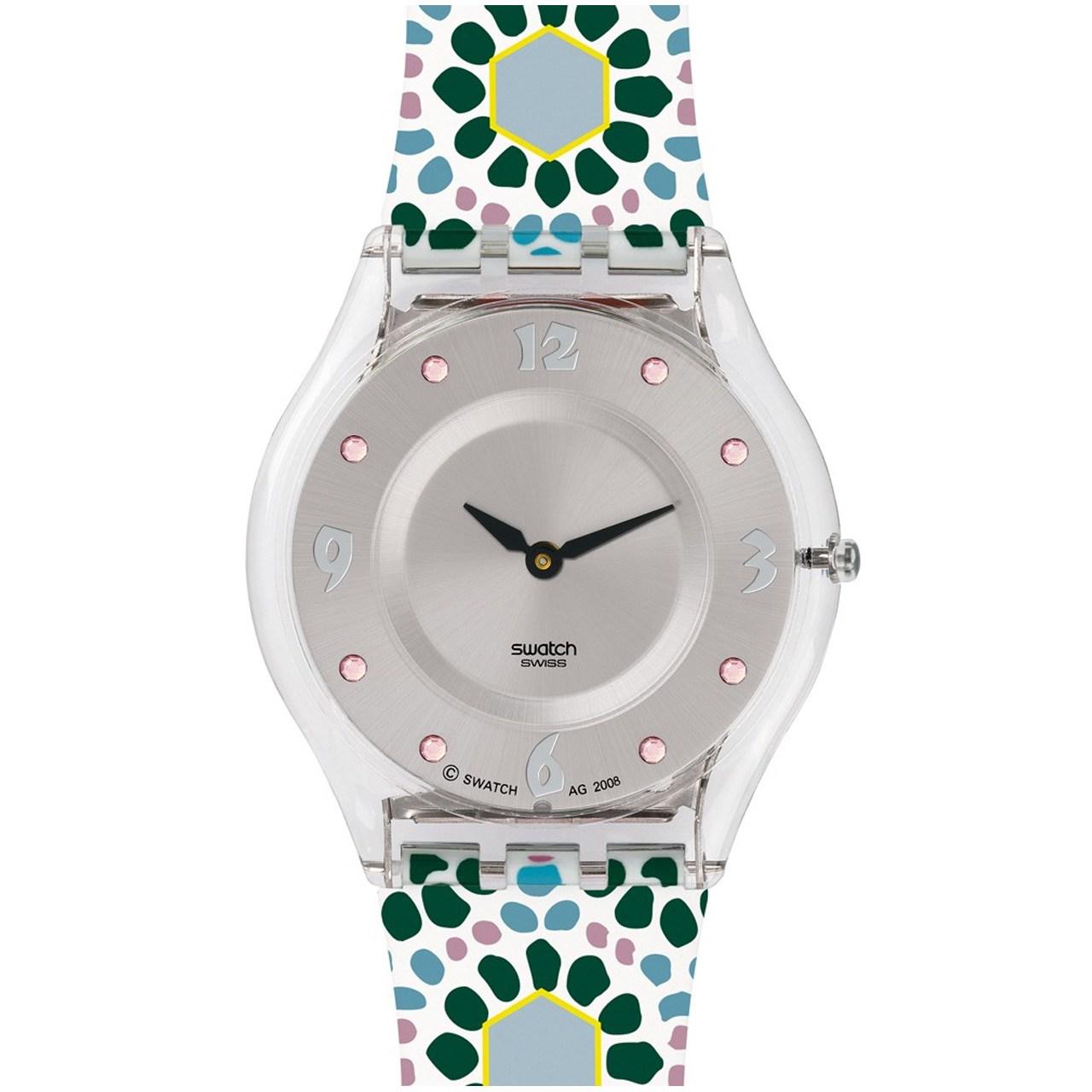 ساعت مچی عقربه ای زنانه سواچ مدل SFK327 45