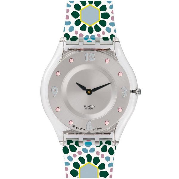 ساعت مچی عقربه ای زنانه سواچ مدل SFK327