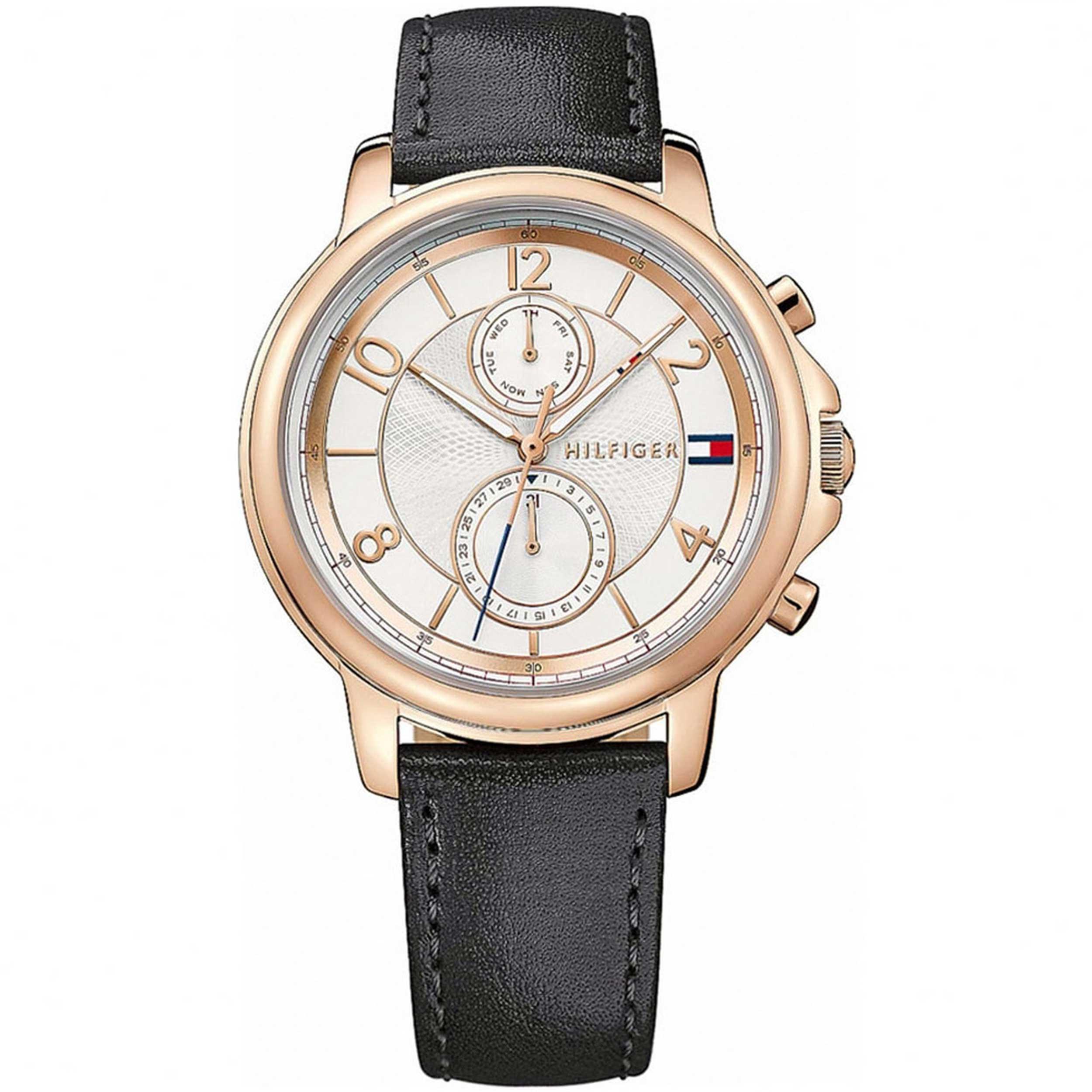 ساعت مچی عقربه ای زنانه تامی هیلفیگر مدل 1781817