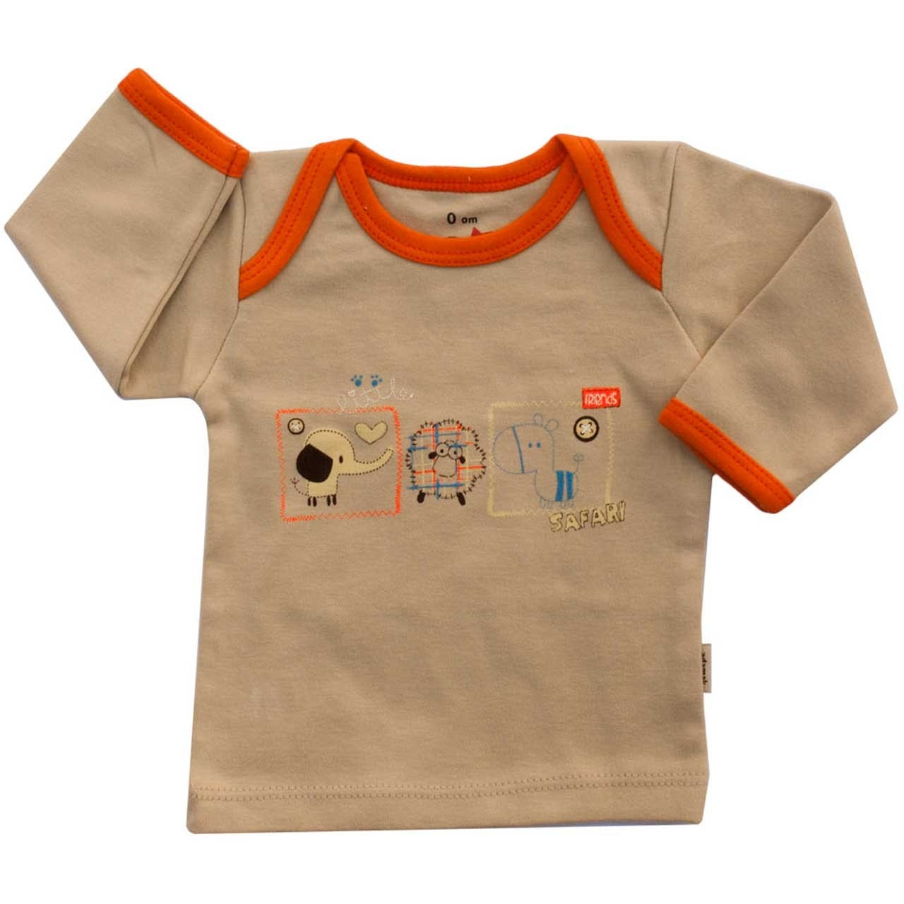 تی شرت و پولوشرت نوزاد