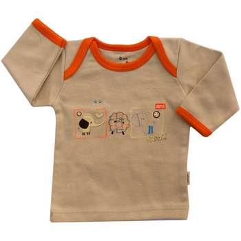 تی شرت آستین بلند نوزادی آدمک مدل Friends