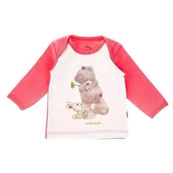 تی شرت آستین بلند نوزادی آدمک مدل Woolly Bear