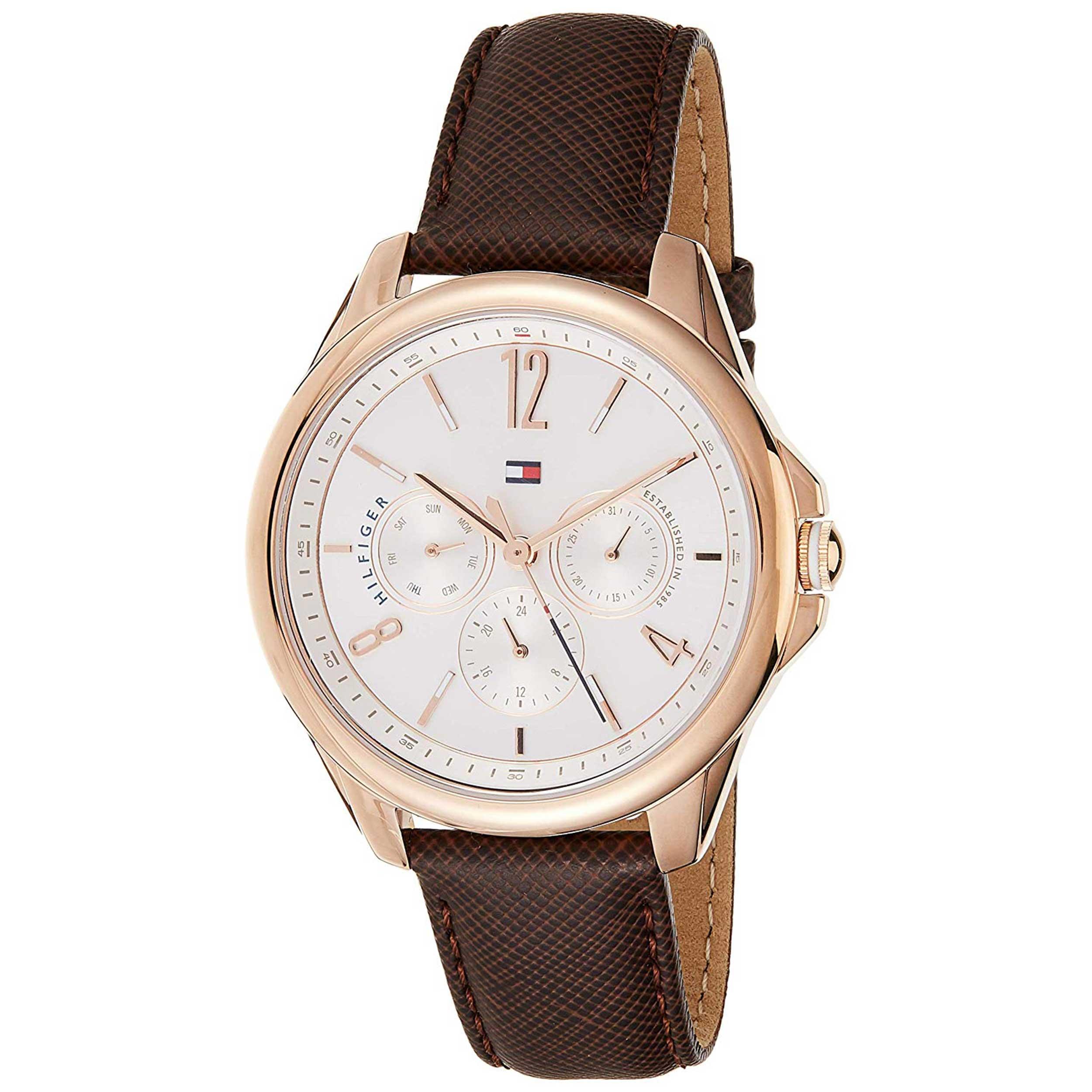 ساعت مچی عقربه ای زنانه تامی هیلفیگر مدل 1781823              ارزان