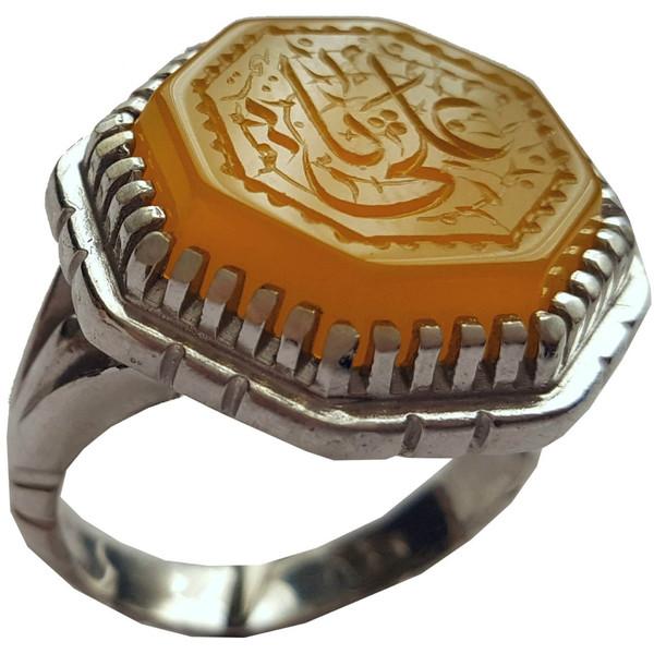 انگشتر نقره جواهرسرا مدل a246jw