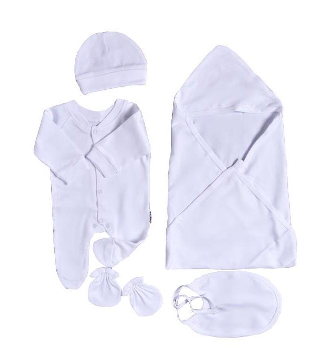 ست لباس نوزادی وان بای وان مدل 1 -S001