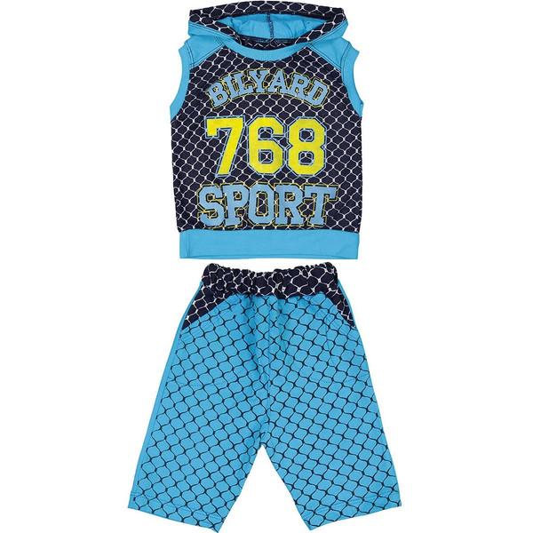 ست لباس نوزادی تاپ سیزن مدل 133