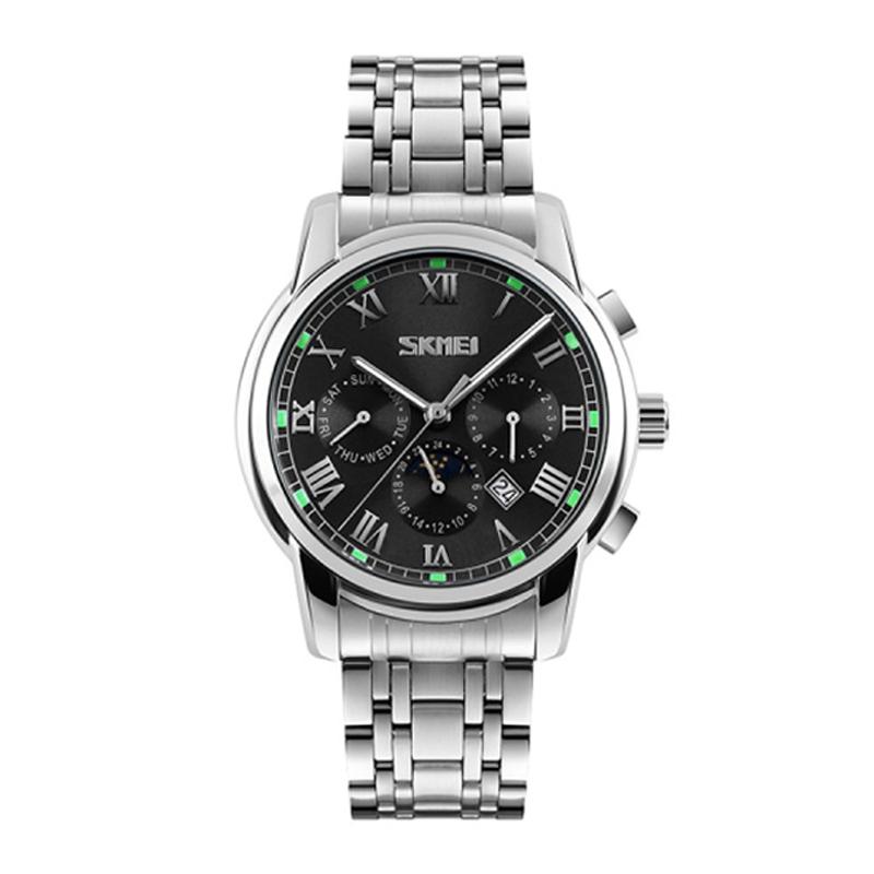 ساعت مچی عقربه ای مردانه اسکمی مدل 9121 کد 01