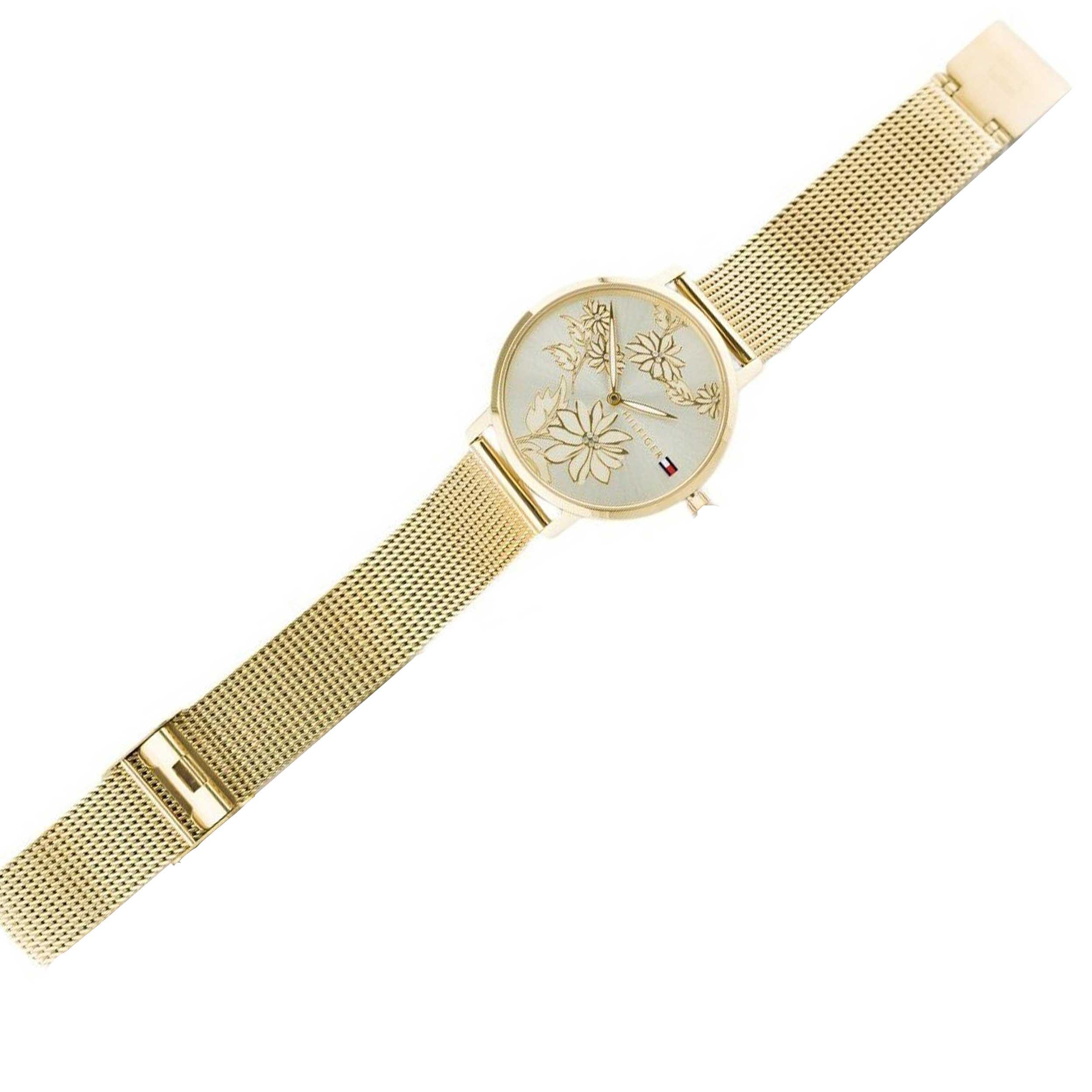 ساعت مچی عقربه ای زنانه تامی هیلفیگر مدل 1781921