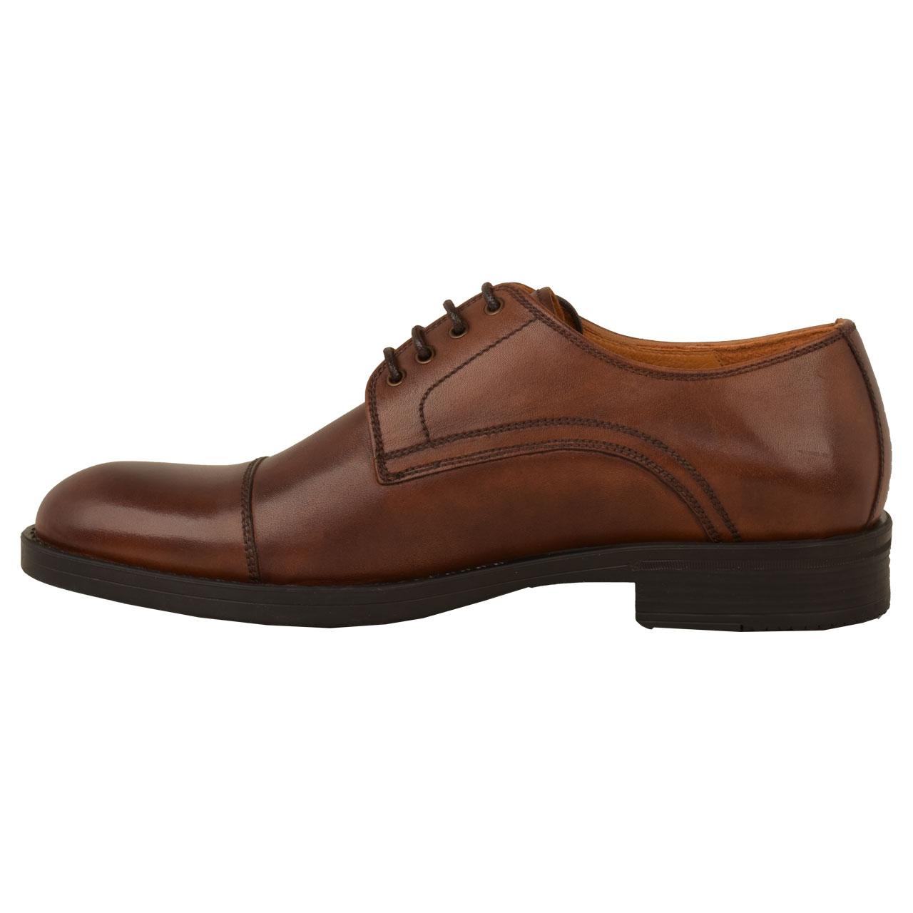 کفش مردانه پارینه چرم مدل SHO166-7