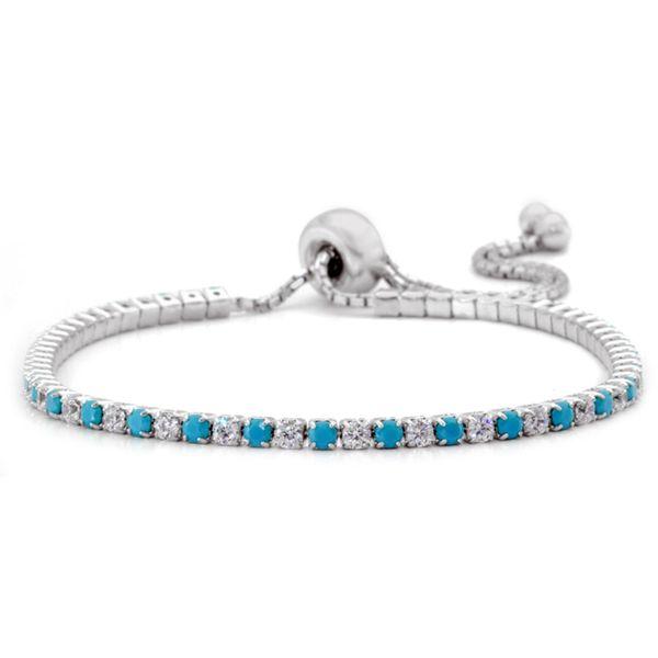 دستبند نقره زنانه اقلیمه کد DN102