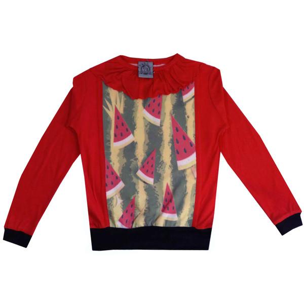تی شرت بانامان طرح یلدا کدb451