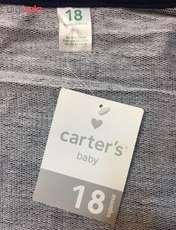ست 3 تکه لباس نوزادی پسرانه کارترز کد 811 -  - 3
