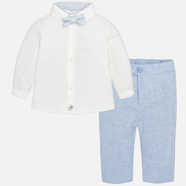 ست 2 تکه پیراهن و شلوار پسرانه مایورال مدل MY02532-9