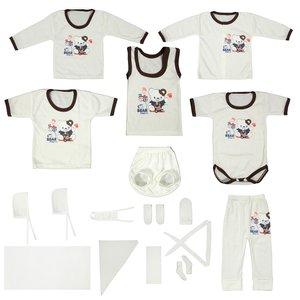 ست 20 تکه لباس نوزادی مینل کد A