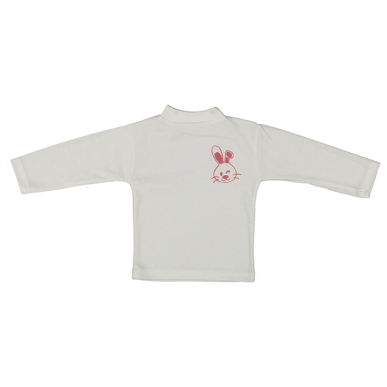 تی شرت نوزادی طرح خرگوش کد 40