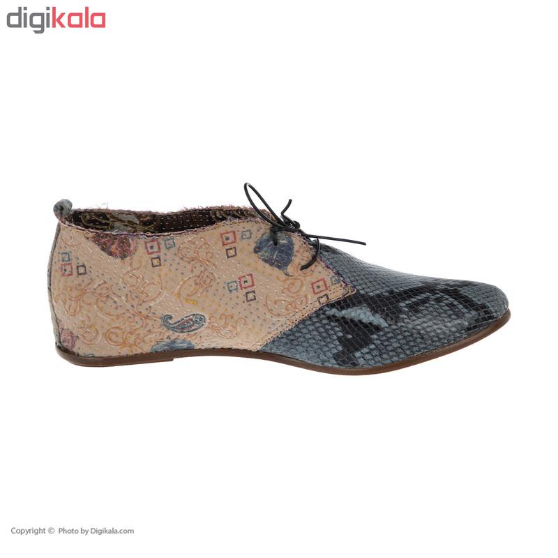 کفش روزمره مردانه مهرنوش شاه حسینی  مدل ابتن