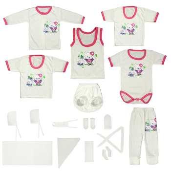 ست 20 تکه لباس نوزادی مینل کد SU