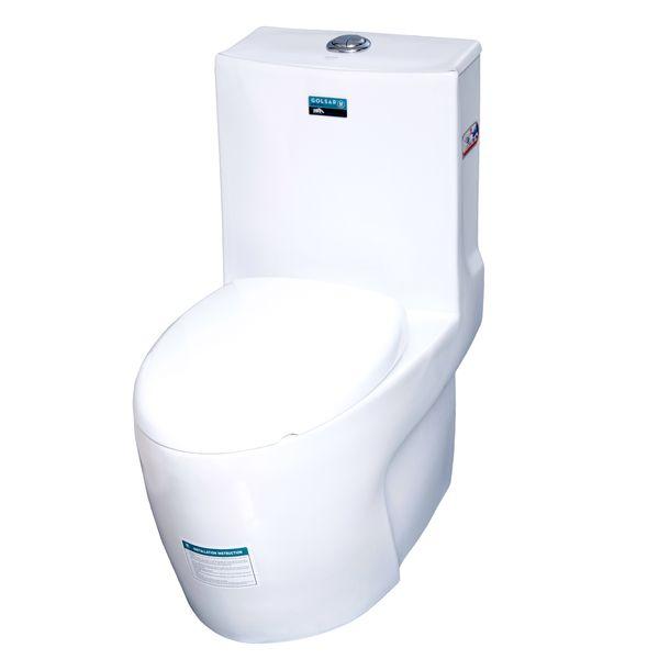 توالت فرنگی گلسار مدل PLAUTUS