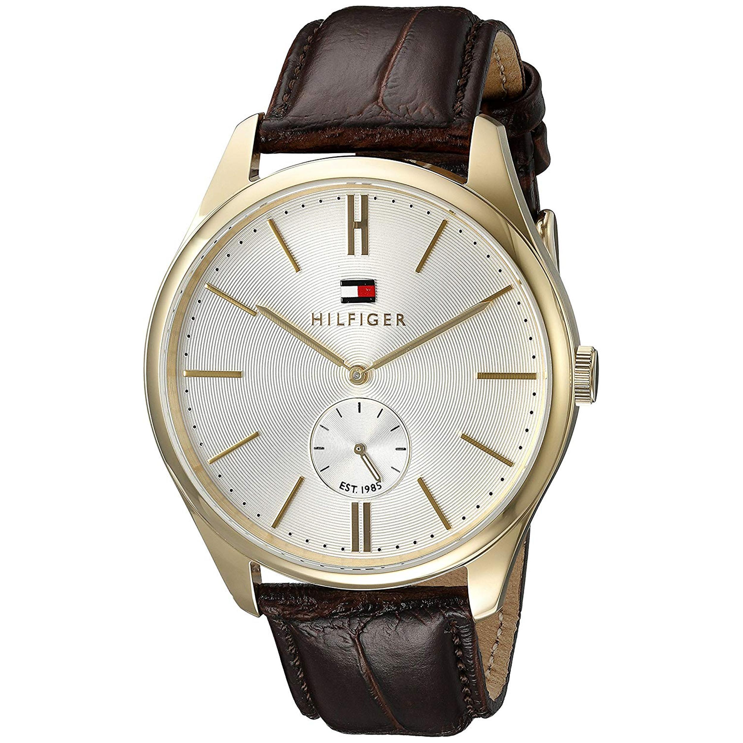 کد تخفیف                                      ساعت مچی عقربه ای مردانه تامی هیلفیگر مدل 1791170