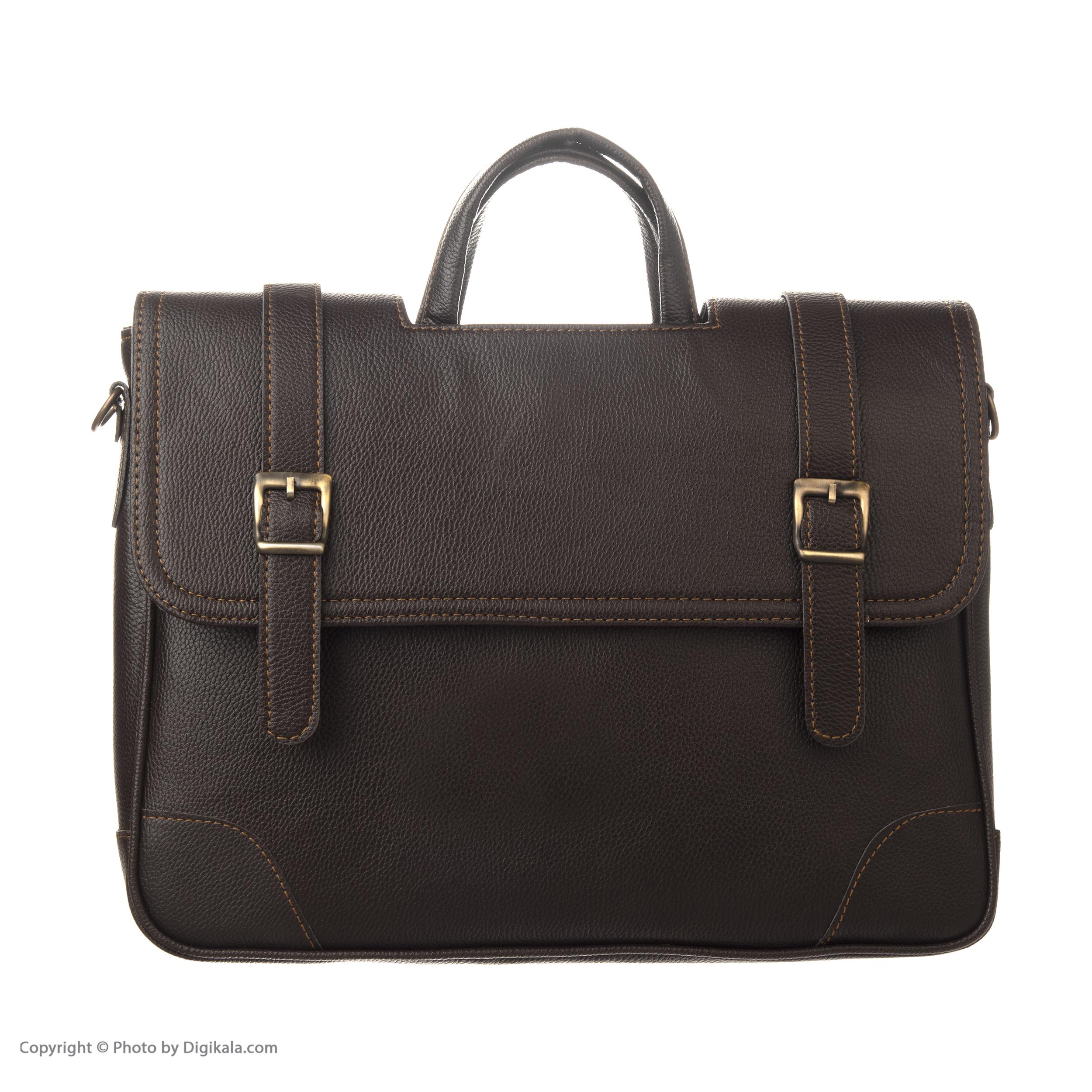 کیف اداری مردانه دلنیا مدل E11801