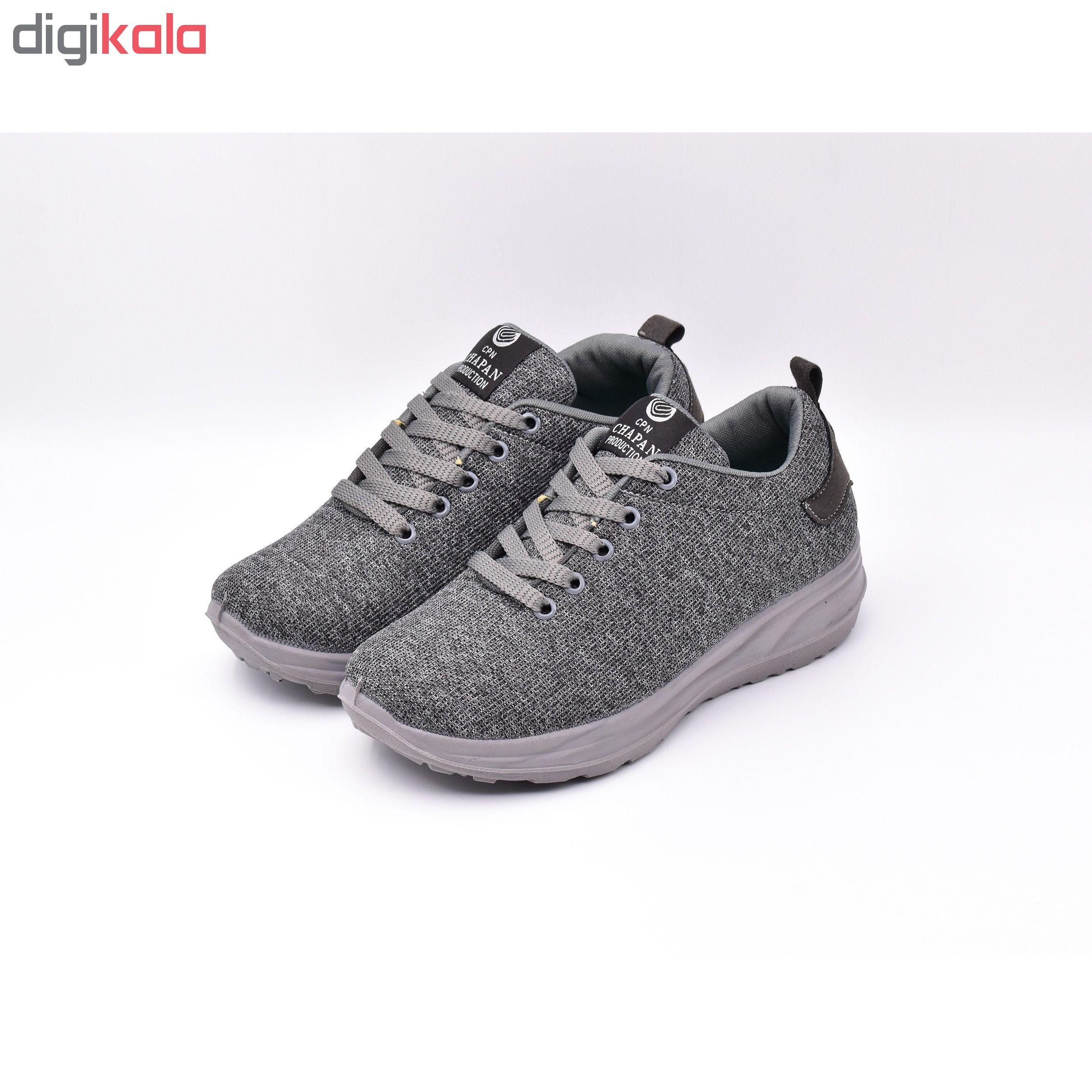 کفش مخصوص پیاده روی زنانه سی پی ان طرح چپان کد 5679 main 1 2