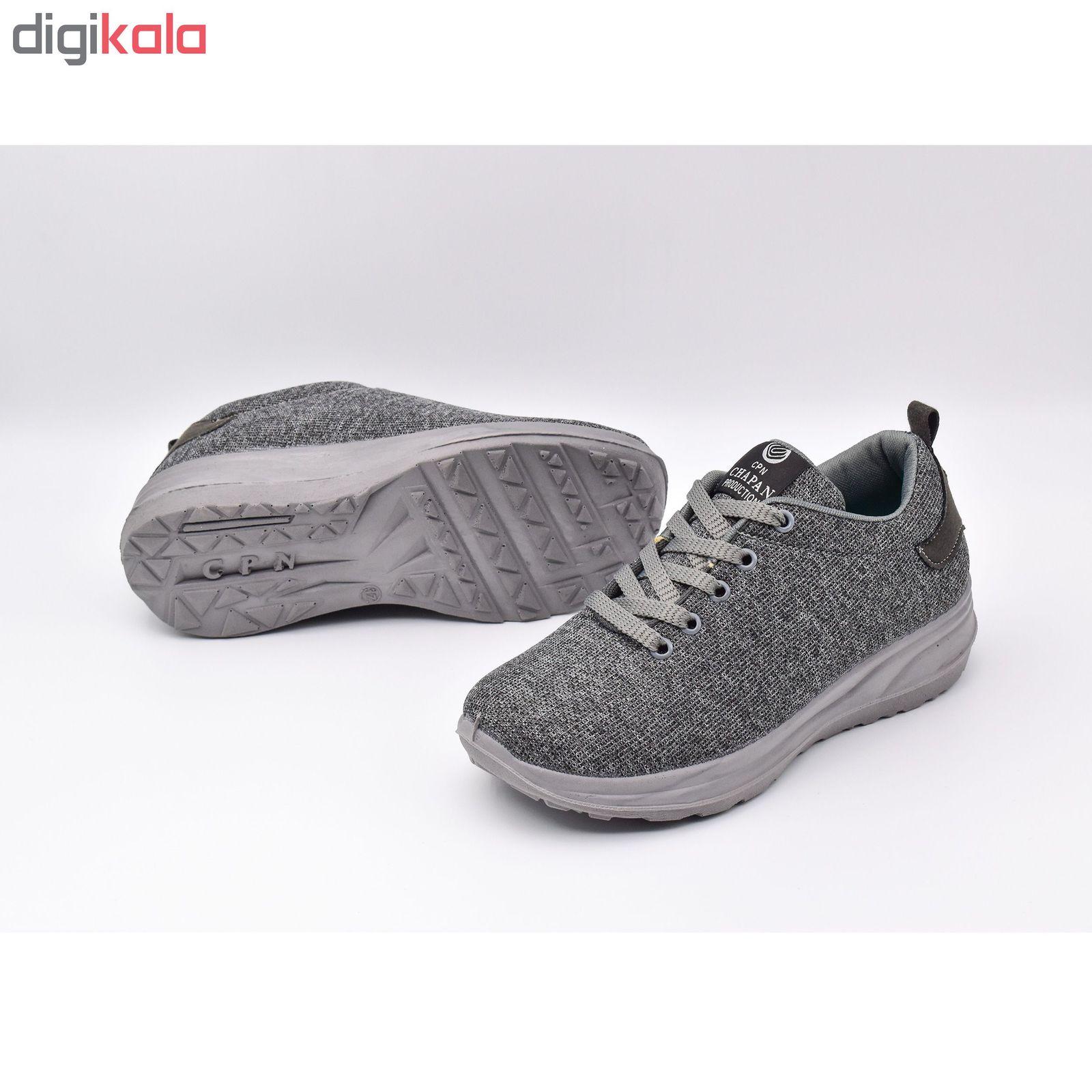 کفش مخصوص پیاده روی زنانه سی پی ان طرح چپان کد 5679 main 1 3