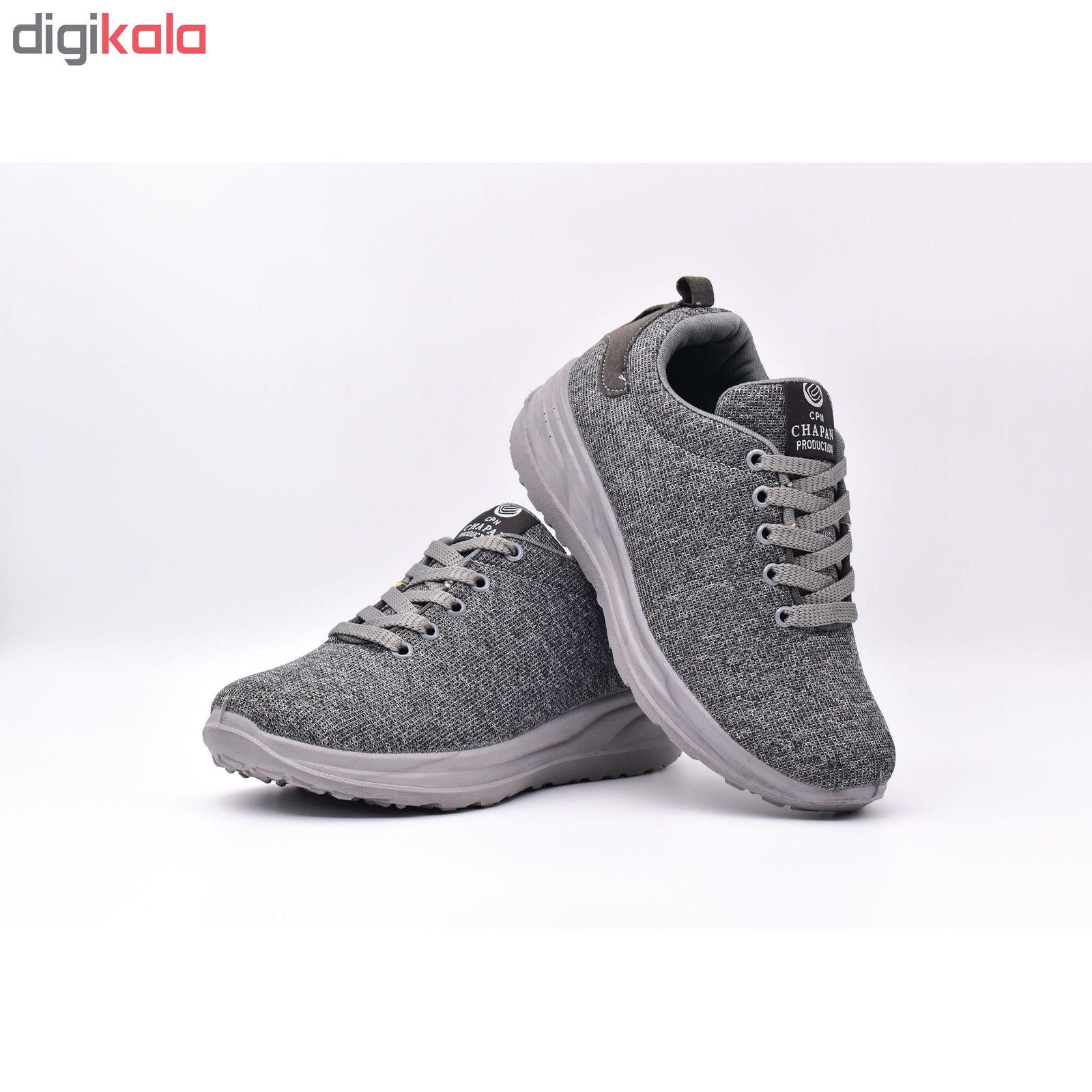 کفش مخصوص پیاده روی زنانه سی پی ان طرح چپان کد 5679 main 1 4