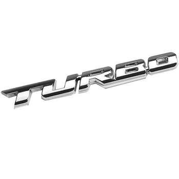 آرم خودرو طرح TURBO مدل dan60
