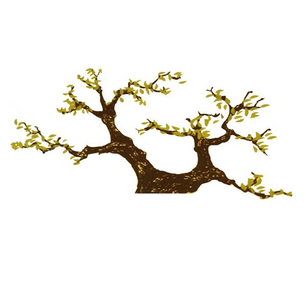 استیکر والتت طرح درخت کد 245