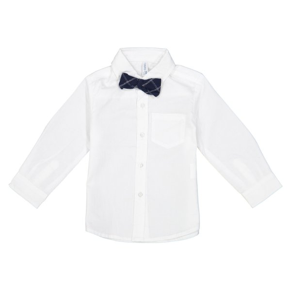 پیراهن نوزادی پسرانه - ایدکس