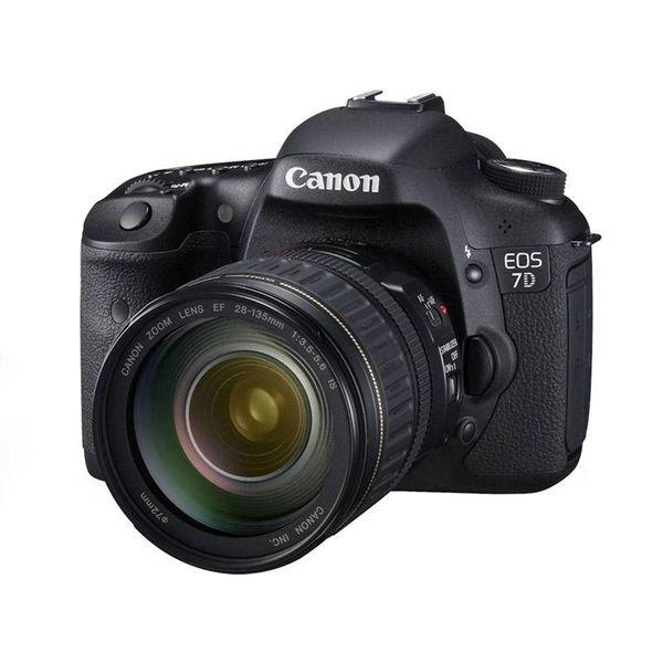 دوربین دیجیتال کانن ای او اس 7 دی - بدنه