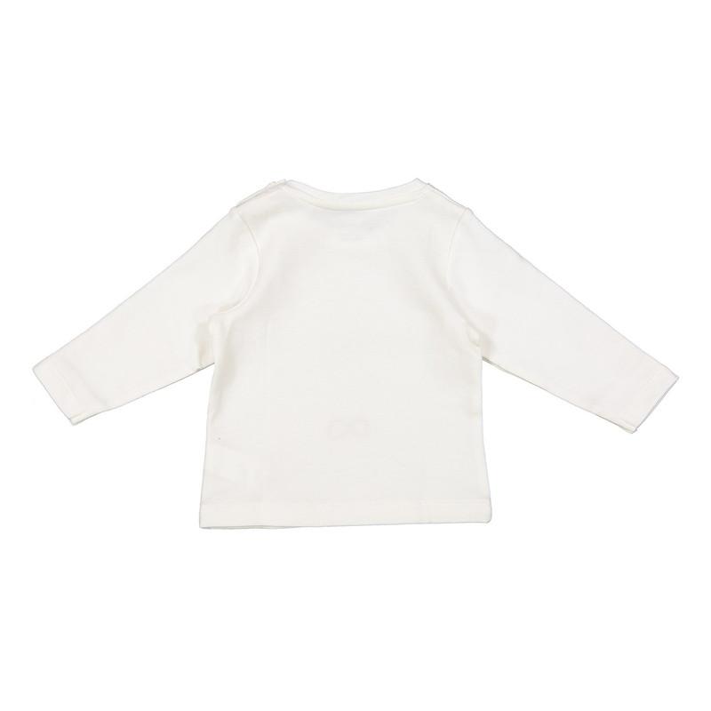 تی شرت نخی آستین بلند نوزادی - ارکسترا