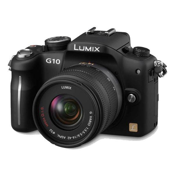 دوربین دیجیتال پاناسونیک لومیکس دی ام سی-جی 10