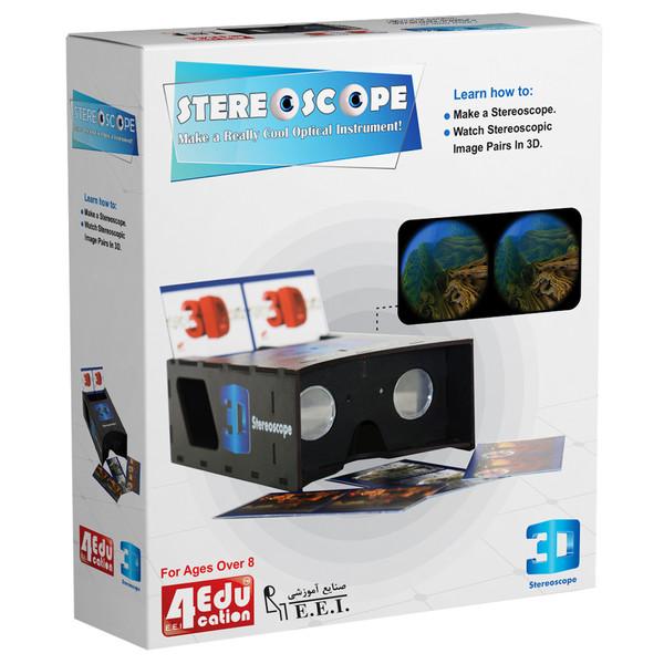 بازی آموزشی صنایع آموزشی مدل سه بعدی نما کد 4edu-10