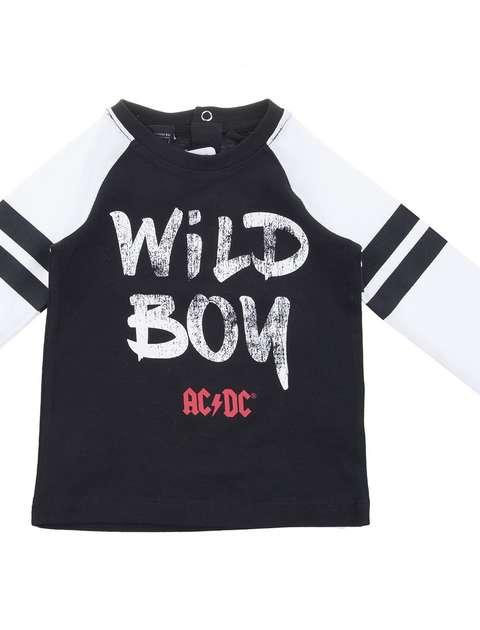 تی شرت نخی نوزادی پسرانه - ارکسترا
