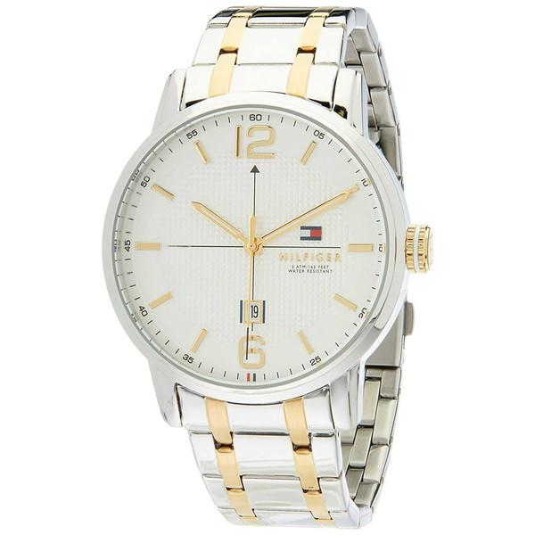 ساعت مچی عقربه ای مردانه تامی هیلفیگر مدل 1791214