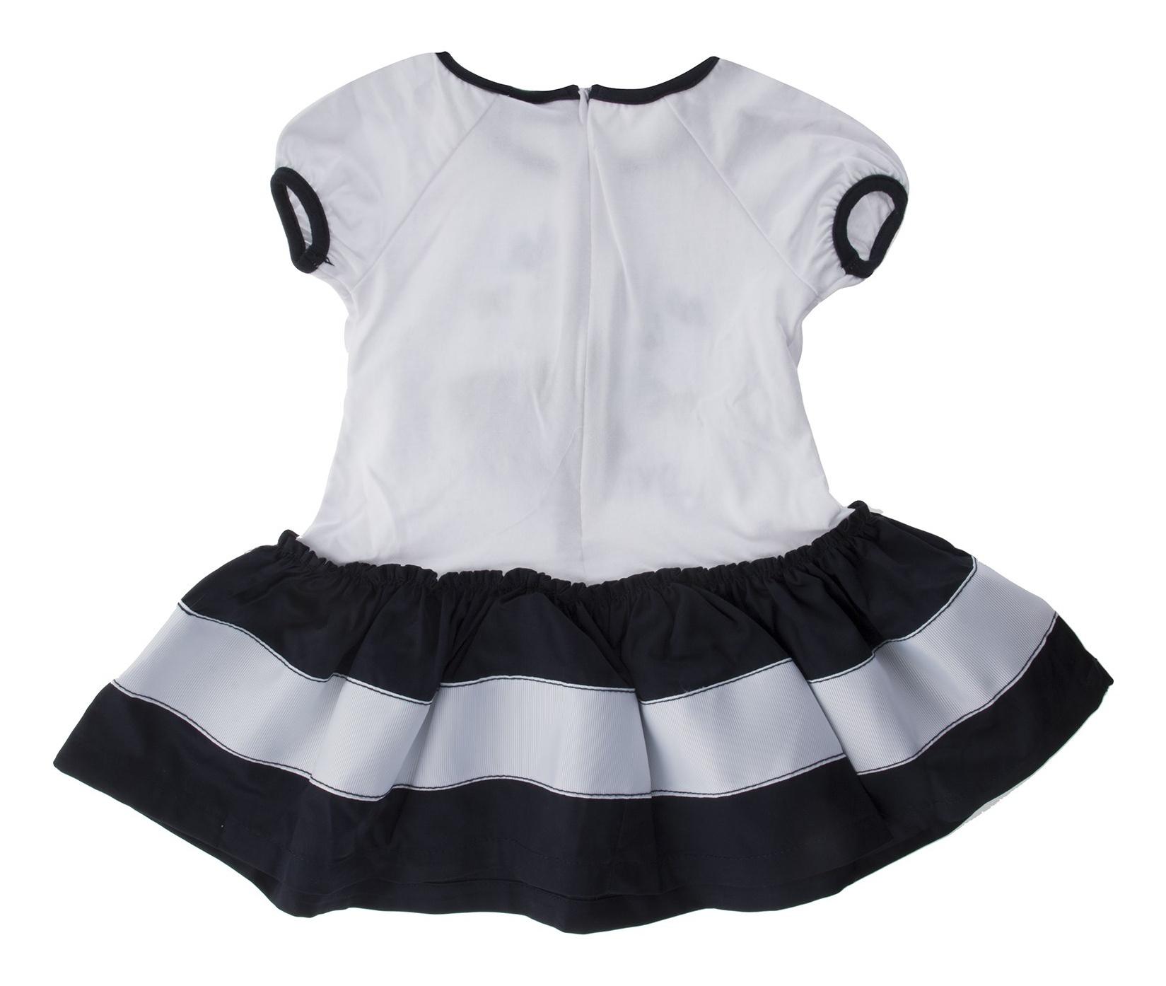 پیراهن نخی نوزادی دخترانه - بلوکیدز