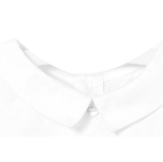 تی شرت نخی ساده نوزادی پسرانه Lagot - جاکادی