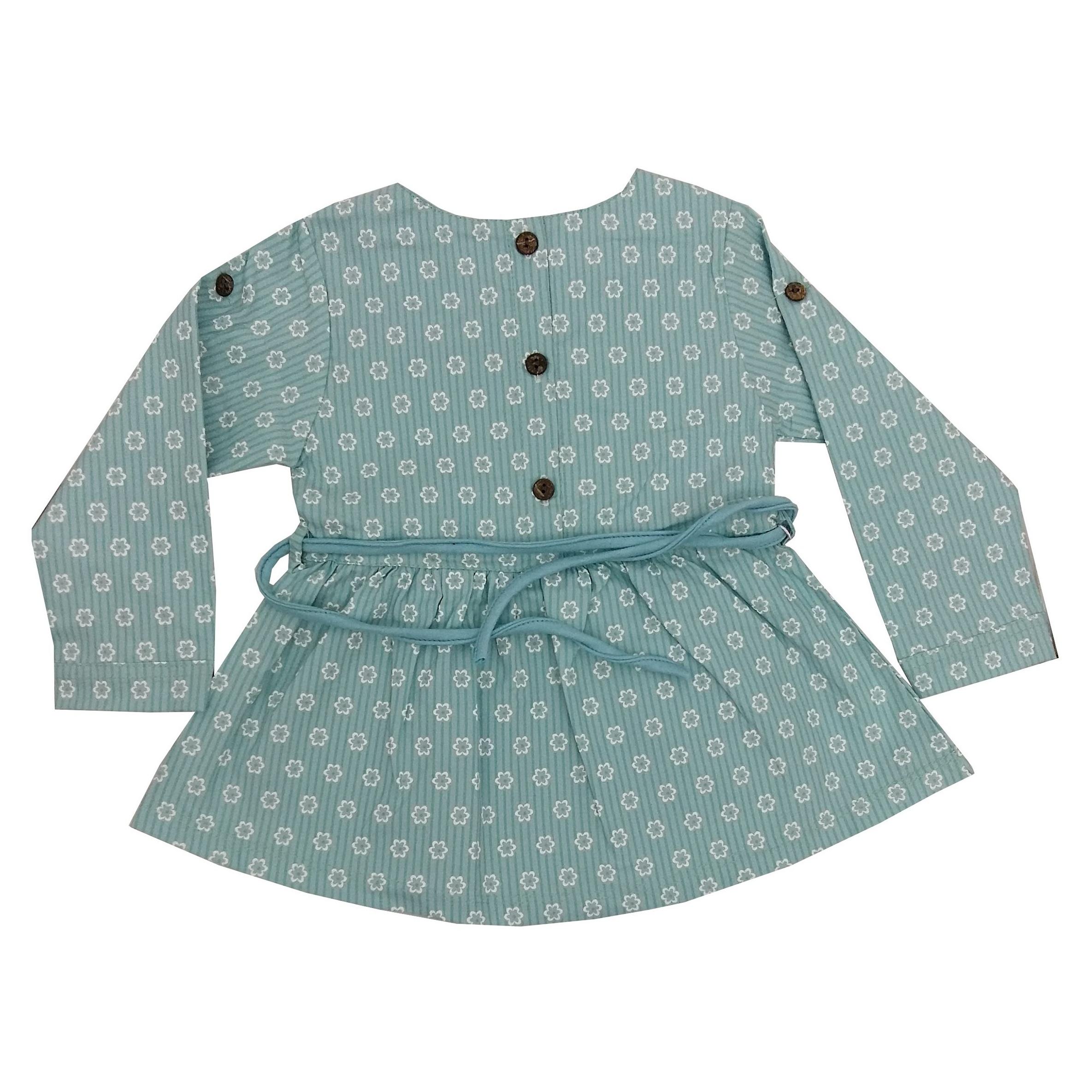 ست دو تکه لباس نوزادی کد 2431