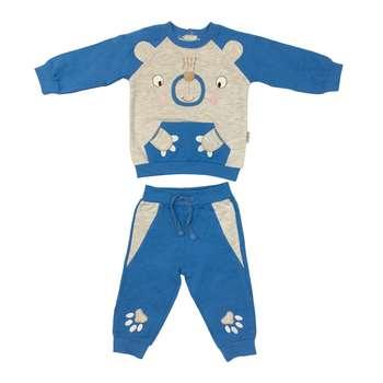 ست 2 تکه لباس نوزادی کد L3503.6