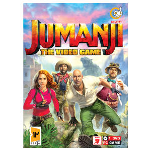 بازی JUMANJI The Video Game مخصوص PC نشر گردو