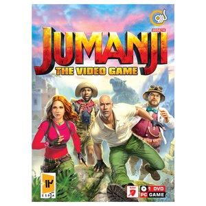 بازی JUMANJI The Video Game مخصوص PC نشر گردو