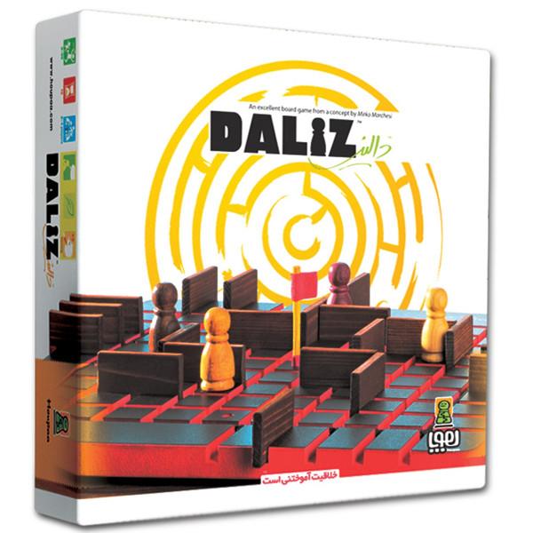 بازی فکری هوپا مدل دالیز