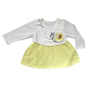پیراهن نوزادی دخترانه مدل Angel 2