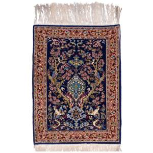 پادری فرش دستبافت قدیمی سی پرشیا کد 102208