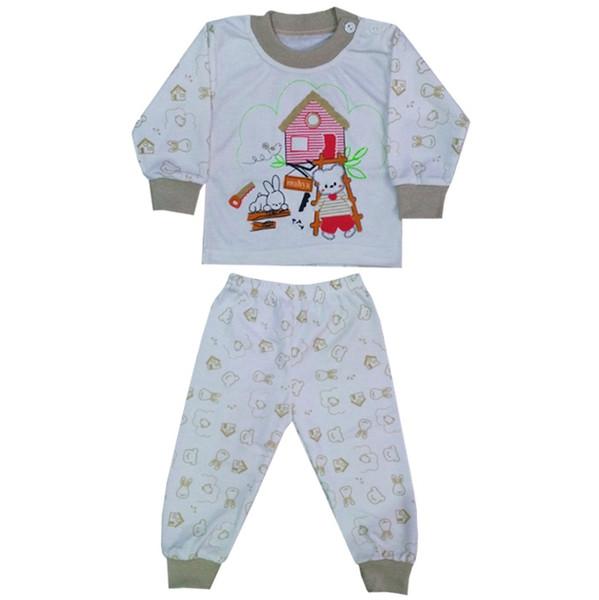 ست 2 تکه لباس نوزادی مدلC_104