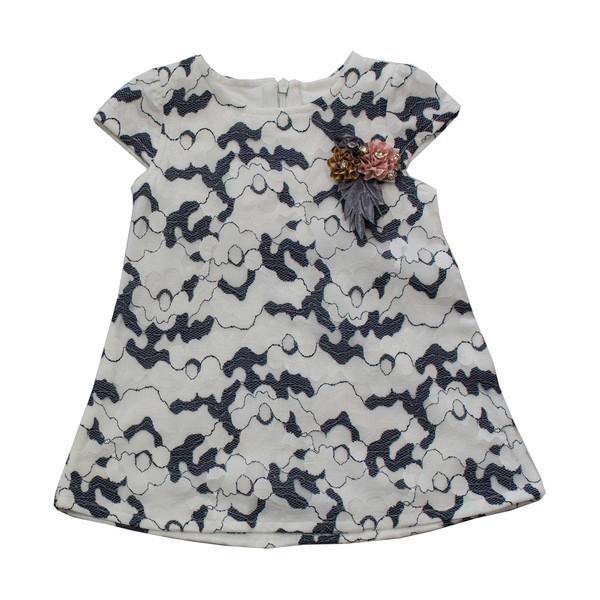 پیراهن نوزادی دخترانه مدل 2291091