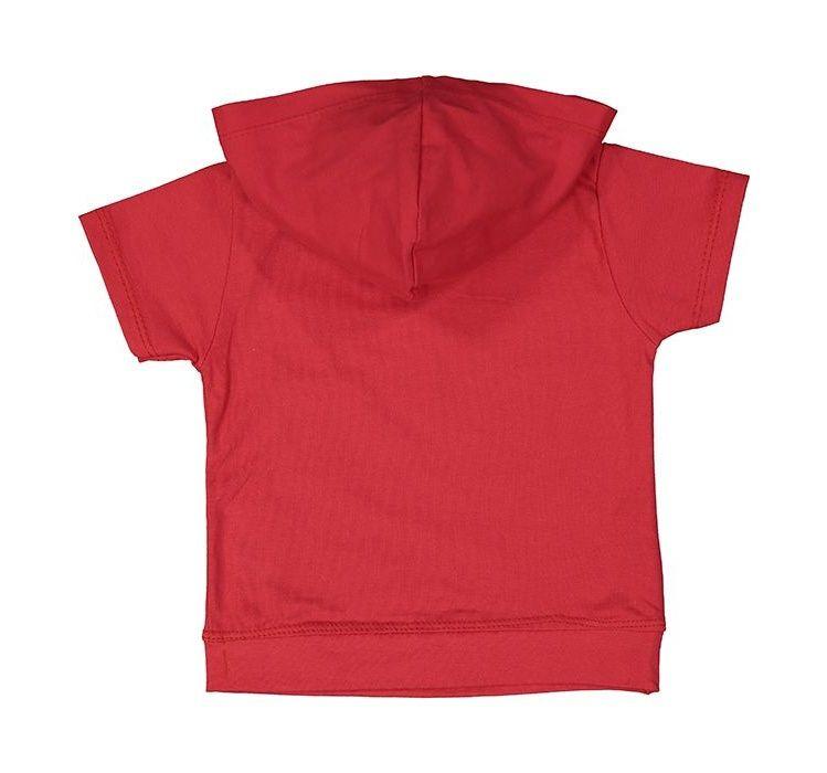 ست تی شرت و شلوارک نوزادی کد 117