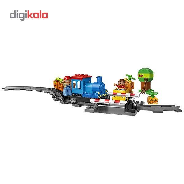 لگو سری Duplo مدل Push Train 10810