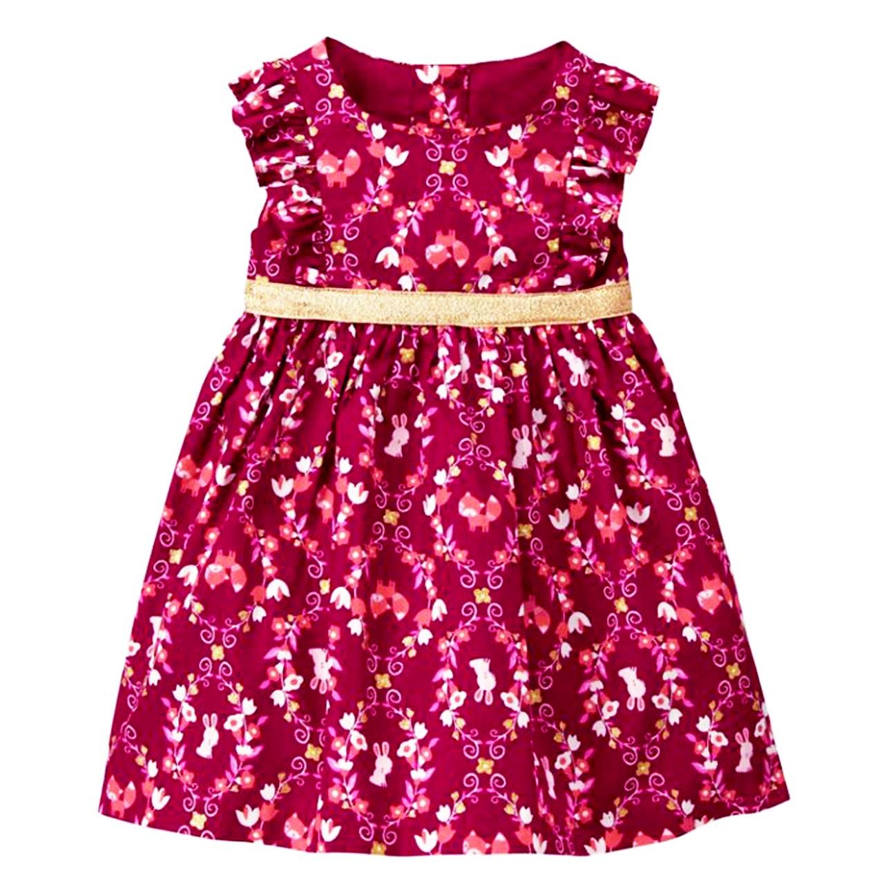 پیراهن نوزادی دخترانه جیمبوری کد 85955